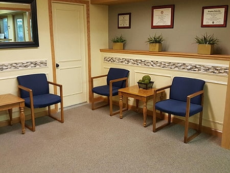Office Interior Photo of waiting area